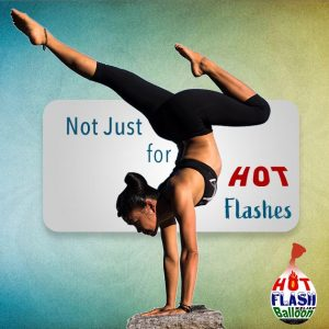 Hot Flash Balloon_Not Just For Hot Flashes